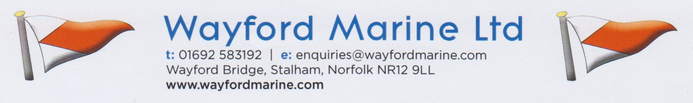 Welcome to Wayford Marine