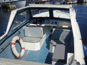 Day boat from Wayford Marine, Norfolk Broads