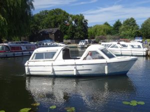 Picnic Boat, from Wayford Marine, Norfolk Broads