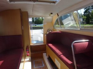 Picnic Boat Hire from Wayford Marine, Norfolk Broads